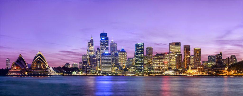 Industri Pada Jasa Keuangan Negara Australia